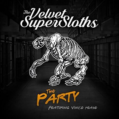The Velvet Supersloths feat. Vince Peake