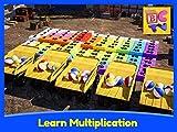 Learn Multiplication with Dump Trucks - Math for Kids