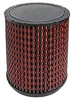 K&N 38-2027S 洗濯可能&再利用可能高耐久交換用エアフィルター - RS4862、83088、P613336、FA4862、AF26103、CA10305、AF2412、3551814C1、LAF6663、9088、A65913、49088の交換用
