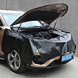 Rupse フェンダーカバーマグネット付 自動車用フェンダーマットセット 整備用フェンダーカバー3枚 SUV用