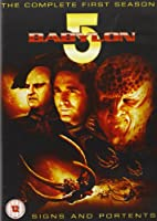 Babylon 5 [DVD]