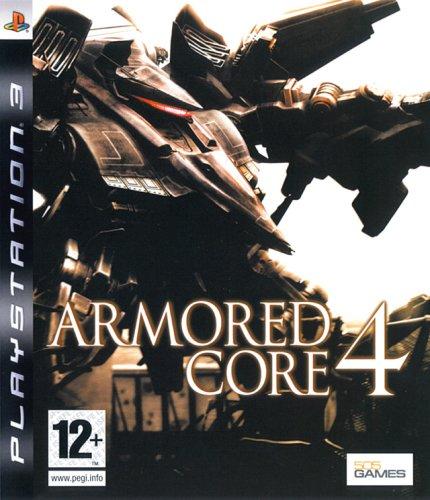 Armored core 4 [Blu-ray] [PlayStation 3] [Importado de Francia] [PlayStation 3][Importato da Francia]