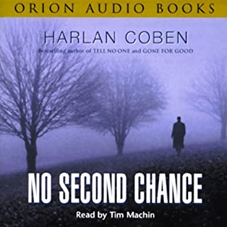 No Second Chance cover art