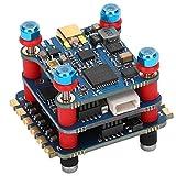 Le contrôleur de vol 2-6S Pin Base conçoit des Composants électroniques de Connexion Plug-in Accessoire Merveilleux et Pratique pour Les Accessoires de Drone de Course