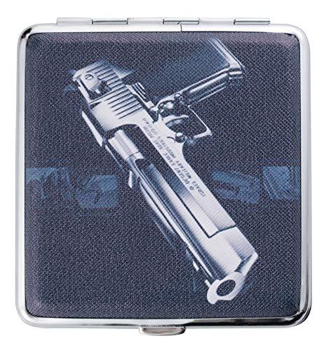 CIGARETTE CASE Zigarettenetui Pistolen viele Modelle zur Auswahl (Modell 3)