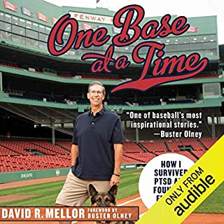 One Base at a Time audiobook cover art