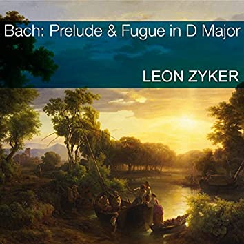 Bach: Prelude and Fugue in D Major, BWV. 850