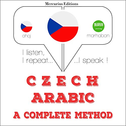 Couverture de Czech - Arabic. A complete method