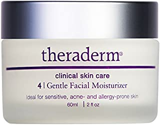 Theraderm Gentle Moisturizer - Formulated for sensitive or acne-prone skin - 2 oz
