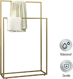 ZhanMaZW Handtuchhalter Bad Glasablage 3 Tier Dusche Corner Rack-Wand befestigte Regale Rostschutz Edelstahl 34cm 13,3-Zoll-Leicht zu installieren Size : 1 Tier