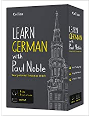 Learn German with Paul Noble for Beginners – Complete Course: German made easy with your bestselling personal language coach (Collins Easy Learning)