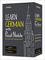 Learn German with Paul Noble for Beginners – Complete Course: German Made Easy with Your Bestselling Language Coach (Collins Easy Learning)