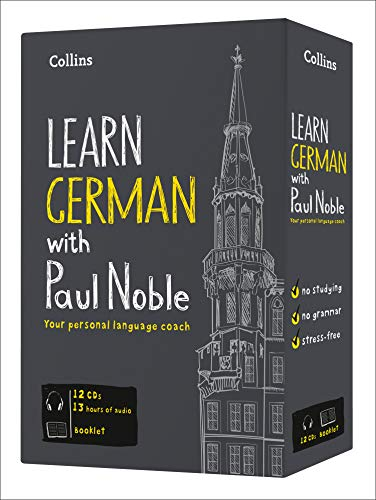 Learn German with Paul Noble for Beginners – Complete Course: German made easy with your bestselling personal language coach