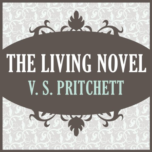 The Living Novel cover art