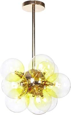 Glass Ball Bubble Sphere Chandelier