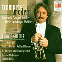Modern Trumpet by MATTHUS S. HINDEMITH P. (2005-10-01)