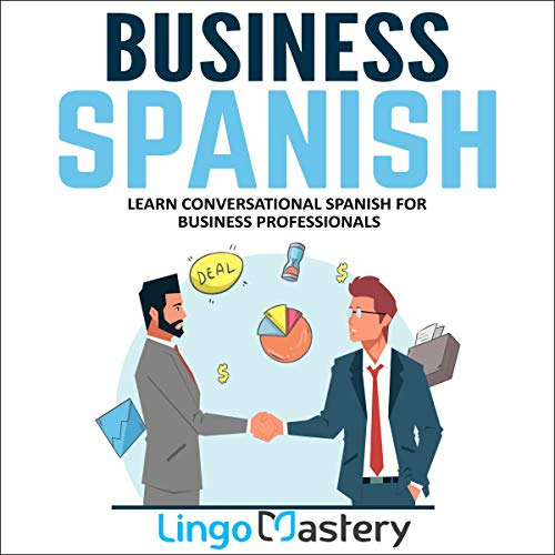 Business Spanish  By  cover art