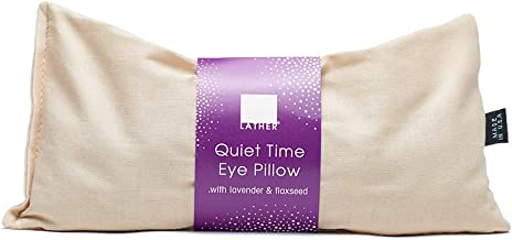 LATHER Quiet Time Eye Pillow, 1 Count