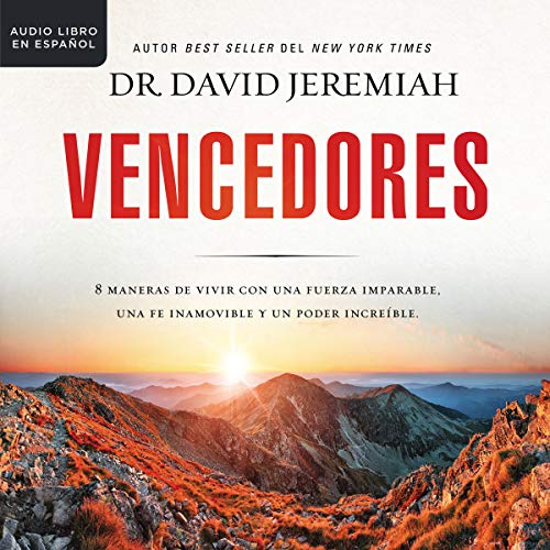 Vencedores [Overcomer] audiobook cover art