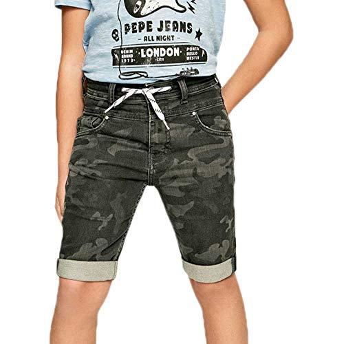 Pepe Jeans Bermuda Murphy Grau für Kinder, Grau 140