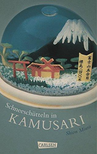 Schneeschütteln in Kamusari