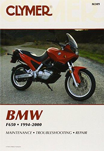 BMW F650 1994-2000 (CLYMER MOTORCYCLE REPAIR)