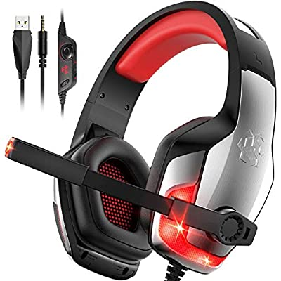 Hunterspider Gaming Headset for PS4 ,Sony PSP, ...