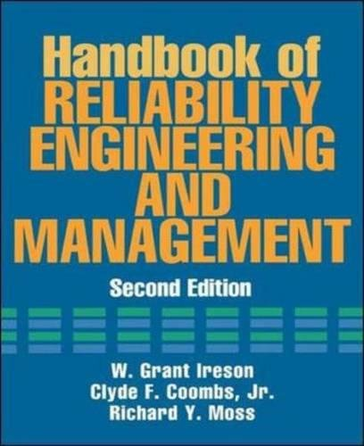 Download Handbook of Reliability Engineering and Management 2/E 0070127506