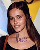 Isabel Lucas Autographed Photo