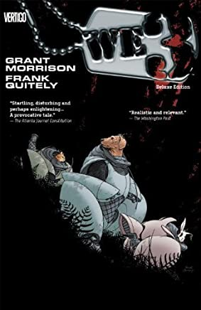 WE3 by Grant Morrison(2014-02-25)