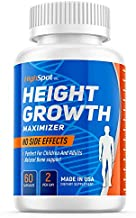 Height Growth Maximither - Natural Peak Height - Organic Formula to Grow Taller - Height Pills To Bone Grow Process - Get Taller Supplement - Growth Pills To Make You Taller - Made In Usa