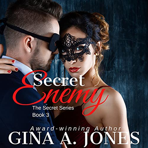 Secret Enemy Audiobook By Gina A. Jones cover art