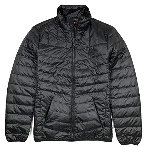 Timberland Men's Skye Peak Lightweight Black Thermal Jacket (Medium)