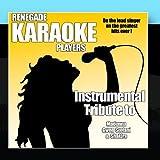 Instrumental Tribute to Madonna, Gwen Stefani and Shakira by Renegade Karaoke Players (2011-01-26)