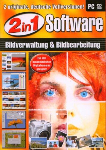 2 in 1 Software - Bildverwaltung & Bildbearbeit.