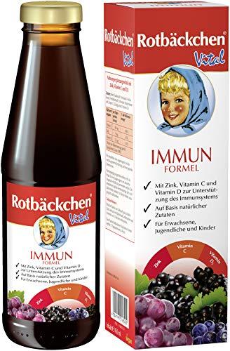 Rotbäckchen Vital Immun Formel, 3er Pack (3 x 450 ml)