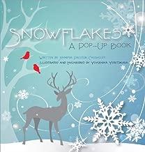 Snowflakes: A Pop-Up Book by Preston Chushcoff, Jennifer (2010) Hardcover