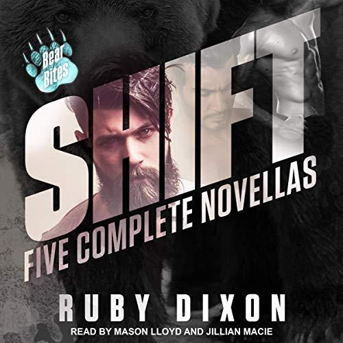 Shift: Five Complete Novellas cover art