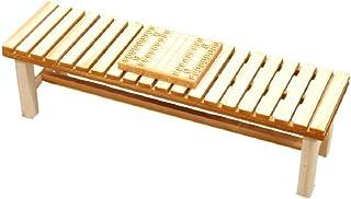 コバアニ模型工房 1/12 想い出横町シリーズ 檜の縁台と将棋セット 組立キット OY-011