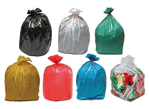 Douchebak 852041 vuilniszak, polyethyleen, lage dichtheid, 130 l