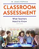Classroom Assessment: What Teachers Need to Know plus MyLab Education with Pearson eText -- Access Card Package (8th Edition) (Myeducationlab)