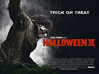 Halloween 2 Movie Poster (30 x 40 Inches - 77cm x 102cm) (2009) -(Sheri Moon Zombie)(Chase Wright Vanek)(Scout Taylor-Compton)(Brad Dourif)(Caroline Williams)