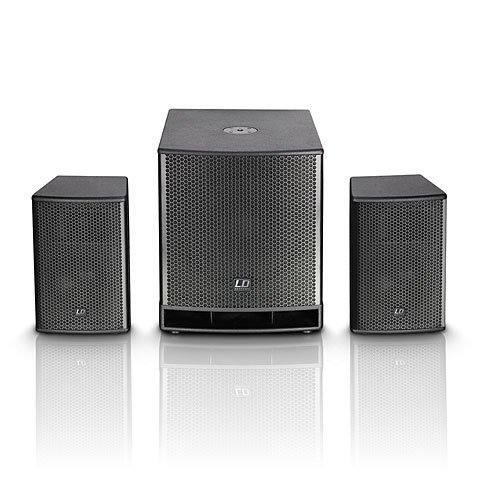 LD SYSTEMS DAVE 15 G3 System