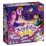 Jumbo Spiele JUM19726 Kinderspiel, Aladdin und die magische Wunderlampe