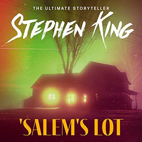 'Salem's Lot cover art