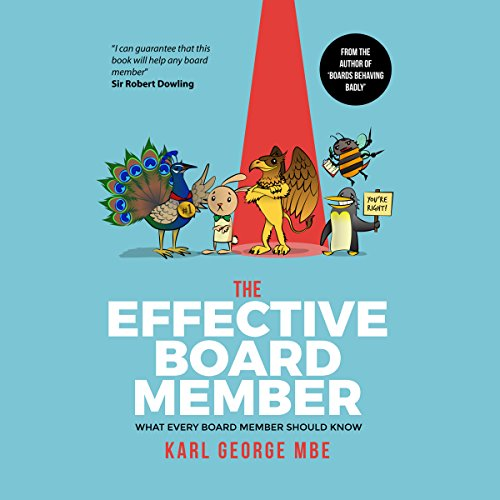 The Effective Board Member cover art
