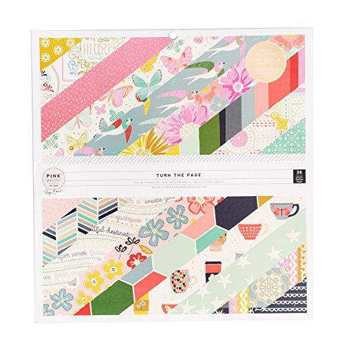 Other Paige Evans 12 x 12 Vellum Specialty Paper adjustable