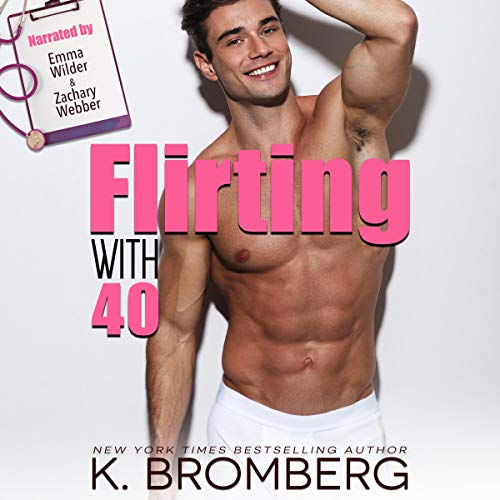 Flirting with 40 cover art