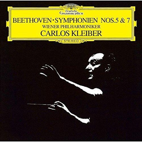 ベートーヴェン:交響曲第5番《運命》・第7番(SHM-CD)