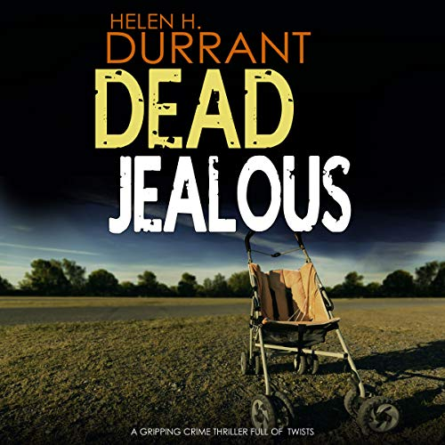 Dead Jealous audiobook cover art